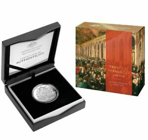 2019-TREATY-OF-VERSAILLES-Silver-Proof-Coin
