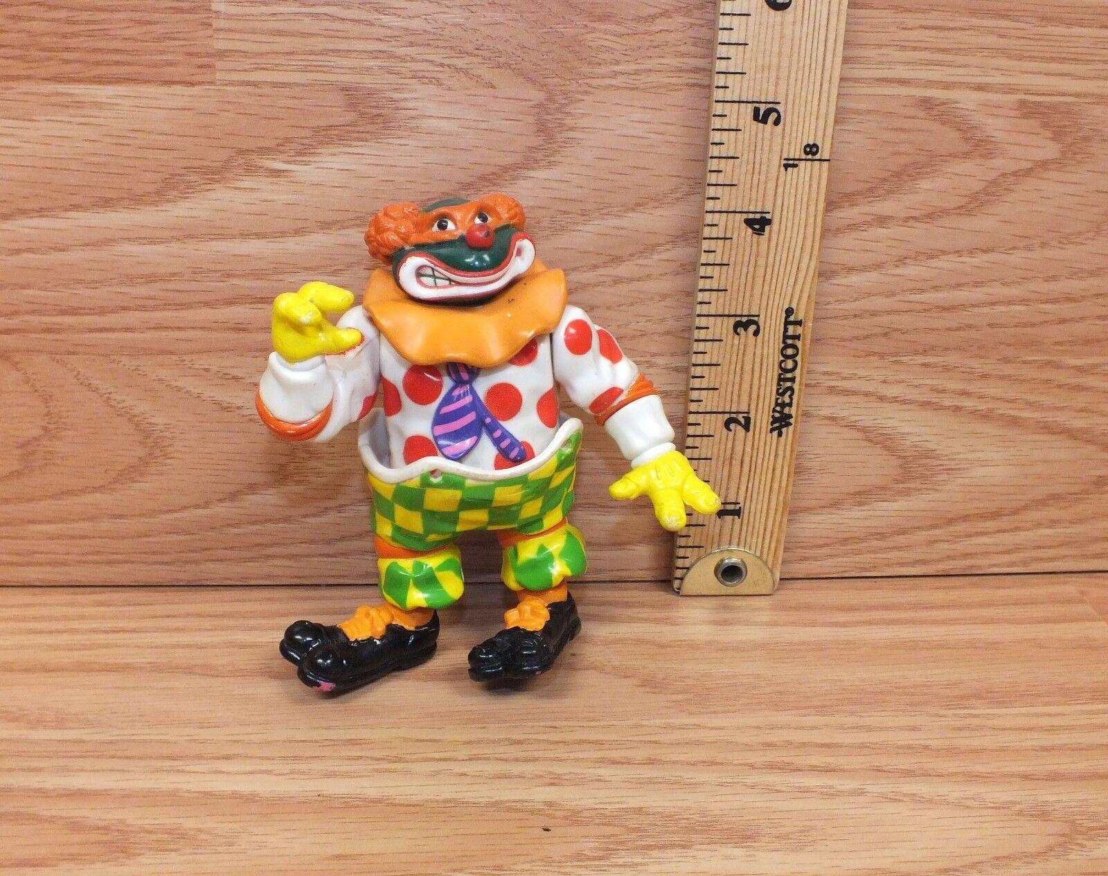 Genuine Studio Playmates Rare Rare Rare 1992 TMNT Michelangelo In A Clown Outfit READ 6ae4e6
