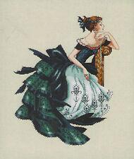 Cross Stitch Chart / Pattern ~ Mirabilia Portrait of Veronica #MD147