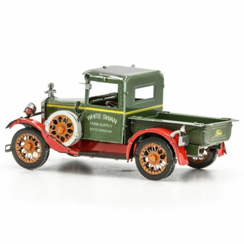 Fascinations Metal Earth 3D Steel Model Kit 1931 Ford Model A