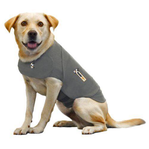 Thundershirt Dog Anxiety Treatment  Heather Grey Size XL Extra Large