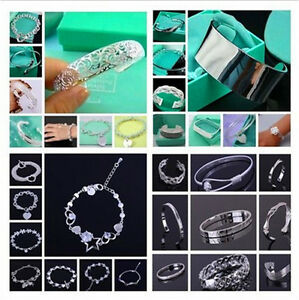 2017-HOT-Wholesale-Fashion-gifts-Jewellery-Solid925-Silver-Bracelet-bangle
