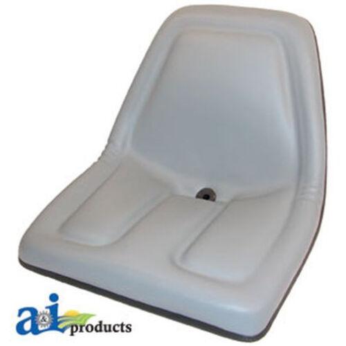 Universal High-Back Michigan Style Seat TM333GR Fits MF FORD CASE IH KUBOTA