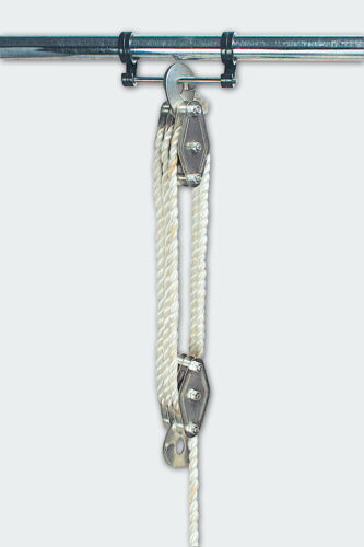 Mannesmann Rope Hoist  180 KG  Winch Puller  20 Meter  VPA GS CE TUV