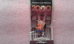 Disney-DS-Countdown-to-the-Millennium-Series-92-Tigger-Pin