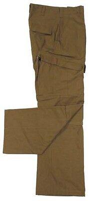 Costruttivo Us Raid Cotton Acu Outdoor Tempo Libero Pantaloni Campo Esercito Rip Stop Pantaloni Pants Coyote Xxl-mostra Il Titolo Originale Fornitura Sufficiente
