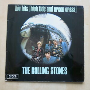 THE-ROLLING-STONES-Big-Hits-High-Tide-amp-Green-Grass-UK-mono-vinyl-LP-1966
