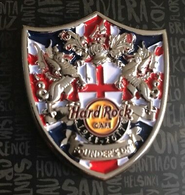Hard Rock Cafe Founders Day 2017/1 Pin