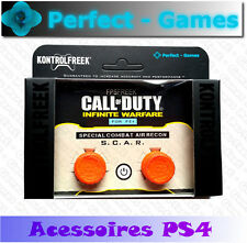 PLAYSTATION PS4 PS3 KontrolFreek FPS CALL OF DUTY SCAR stick manette dualshock