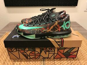 b18ca3846de1 Image is loading DS-Nike-KD-6-Gumbo-League-034-Illusion-