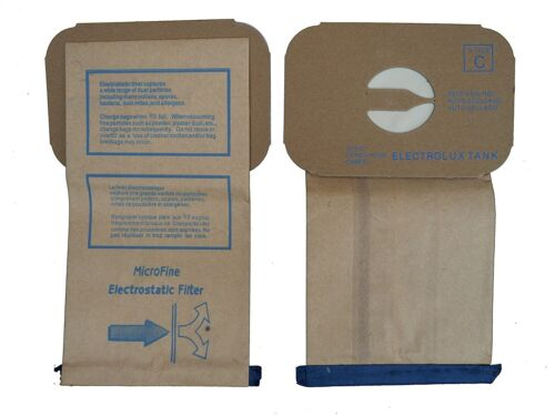 12 Electrolux Allergy Micro filtration Canister Tank Style C Vacuum Bags