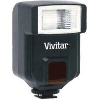Vivitar Vidf183nik I-ttl Flash For Nikon Slr/dslr Camera (black)