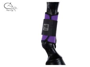 HYIMPACT-Neoprene-Brossage-protection-cheval-botte-toutes-tailles-couleurs-livraison-gratuite