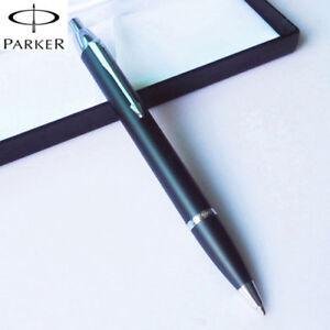 Luxurious Parker IM Series Ballpoint Pens Champagne Golden Color 0.5mm Fine Nib