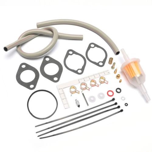 Repair Kit for Kawasaki 610 Brand New Carburetor Rebuild SX Mule Carb 600