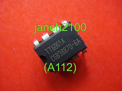 5pcs ORIGINAL TT6061A TT6061 Touch Dimmer DIP-8