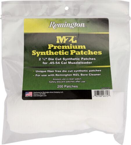 Remington MZL Premium Synthetic Patches 16372