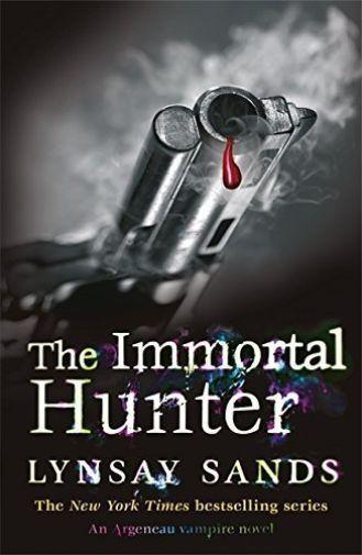 The Immortal Hunter An Argeneau Vampire Novel Sands Lynsay