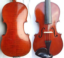 OLD MASTER 3/4 MAIDSTONE VIOLIN VIOLON Cello OLD WOOD 小提琴 СКРИПКА ヴァイオリン GEIGE