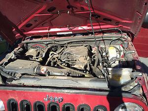 Image Is Loading 2017 Jeep Wrangler 3 6l Pentastar V6 Engine