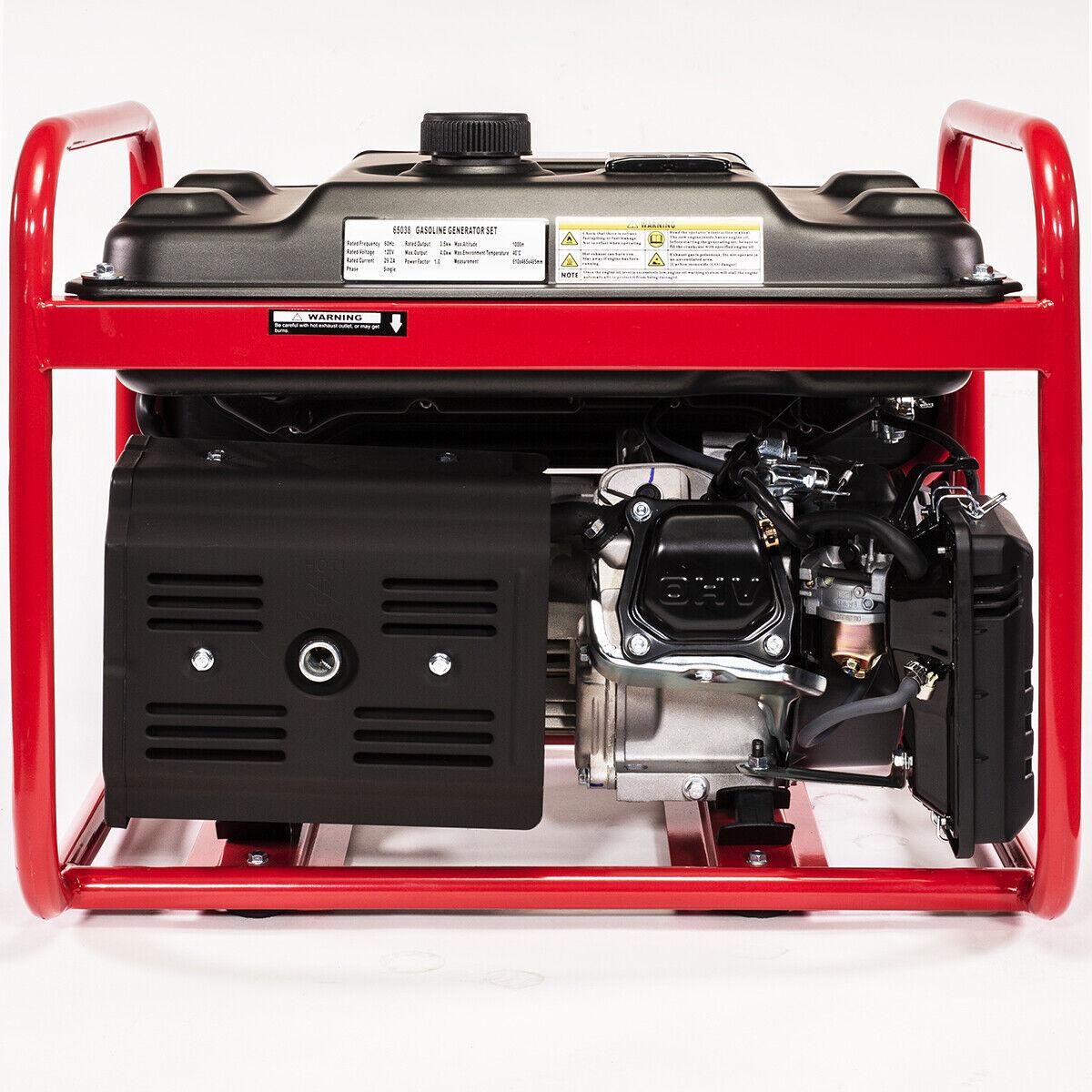 best 4000 watt generator
