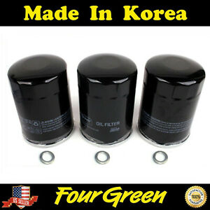 3-PCS Oil Filter for Toyota & Lexus With Washers ⭐⭐⭐⭐⭐