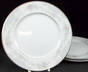 Lenox-ROSAMOND-3-Salad-Plates-no-signs-of-use-GREAT-CONDITION