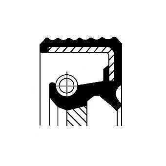 GENUINE 5 YR WARRANTY BRAND NEW Corteco Manual Transmission Seal 01033868B