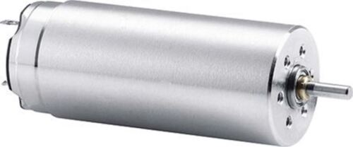 Faulhaber Gebürstet Dc Motor ,5.54 W,12 V Dc,8.4 Bl - Mnm ,4410 Rpm,2mm Schacht
