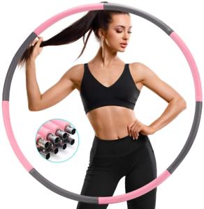 Hula Reifen Ho SAWAKE Hula Reifen Fitness Erwachsene Hoop zur Gewichtsreduktion