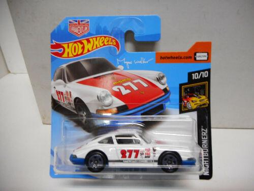 PORSCHE 911 1971 HOT WHEELS 1//64