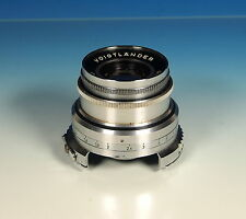 Voigtländer Dynaron 1:4.5/100mm Objektiv lens für Prominent Kamera - (101940)