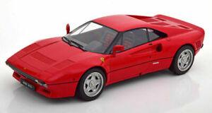 Ferrari 288 GTO upgrade rot 1984 (mit roten Sitzen) - 1:18 KK-Scale