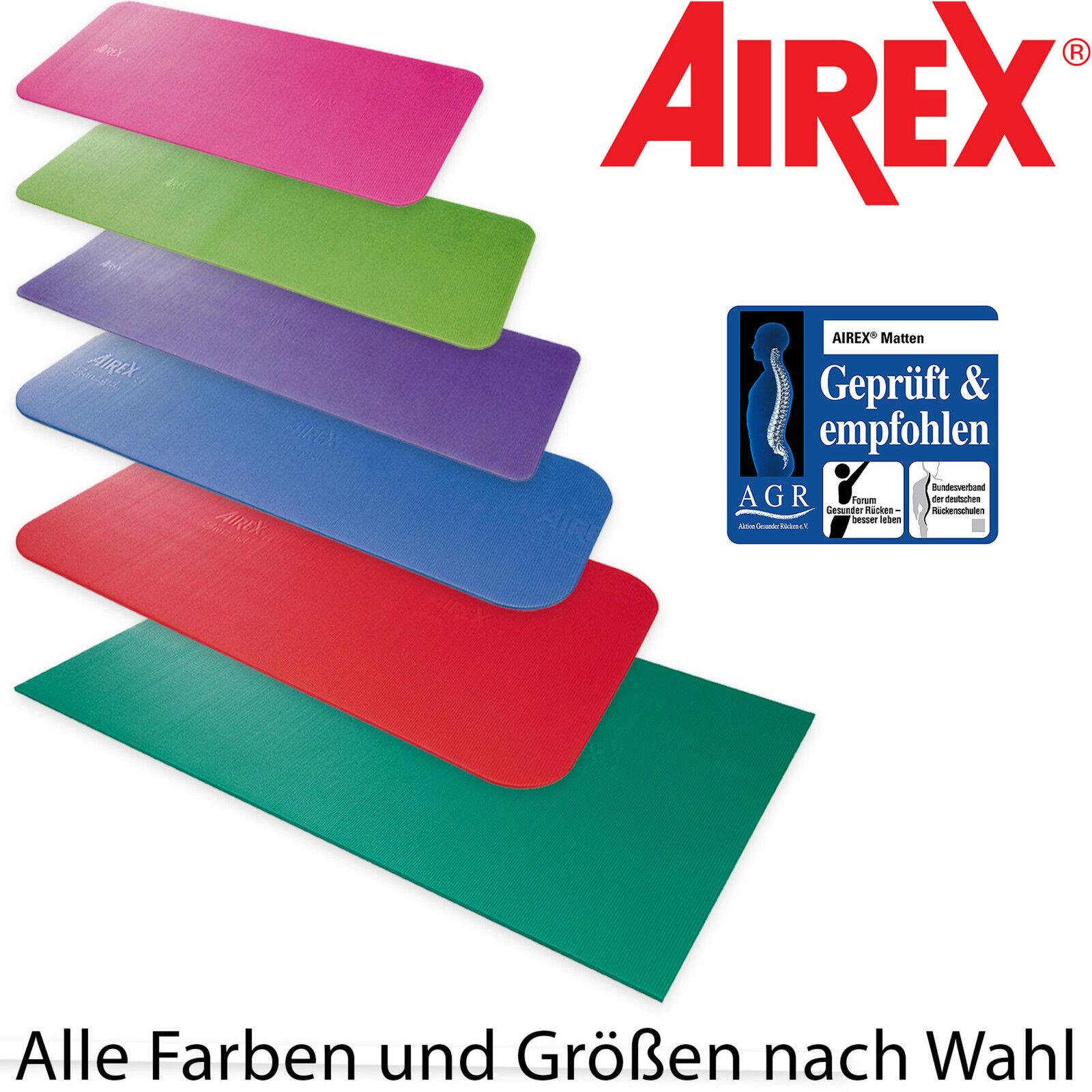 Gymnastikmatte AIREX® Matte Fitness Fitline CGoldna CGoldnella Hercules Atlas Yoga