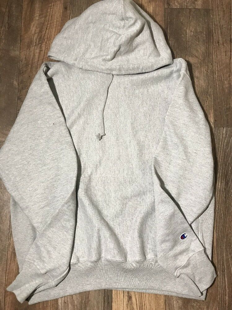 Champion x Urban Outfitters Reverse Weave Icon Hoodie grau