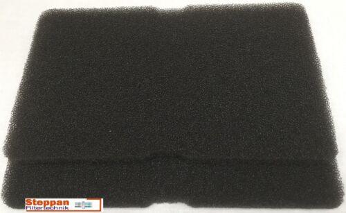 DPU 8306 Wärmepumpentrockner Filter 2 x Schwammfilter für Beko DPU 7340