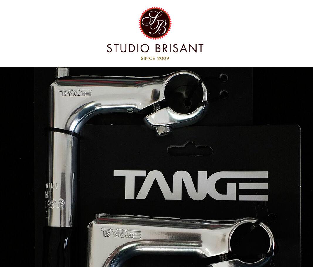 1 Zoll Tange Vorbau  Singlespeed   Fixie 85 mm + 100 mm  0  Grad silver