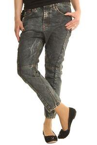 Jeans-Donna-Pantaloni-SEXY-WOMAN-A247-Tg-XS-S-M-L