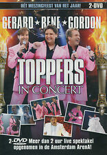 Toppers in Concert 2005 (Gerard Joling, René Froger & Gordon) (2 DVD)