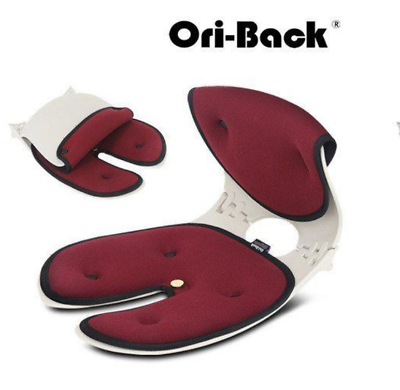 Punctual Lumbar Pain Relief Ori-back Posture Correction Lower Back Support 100% Original 7colours