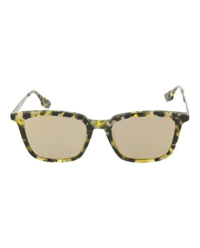 McQ Alexander McQueen Unisex-Adult Round//Oval Sunglasses MQ0070S-30001286-005