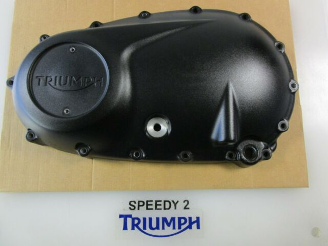 Triumph Street Twin Engine Clutch Cover Bonneville Scrambler
