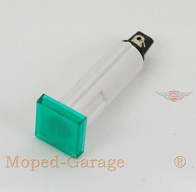 Zündapp Kontroll Leuchte Rot 517-16.666 CS CX HAI 25 Typ 448