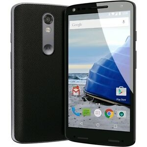 Motorola-Moto-X-Force-32GB-Black-Unlocked-A-VGC-Warranty