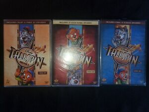 TaleSpin Complete Classic Disney TV Series Volumes 1-3 1 2 3 NEW* DVD BUNDLE SET