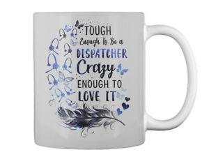Trendy Proud Dispatcher Gift Coffee Mug Gift Coffee Mug