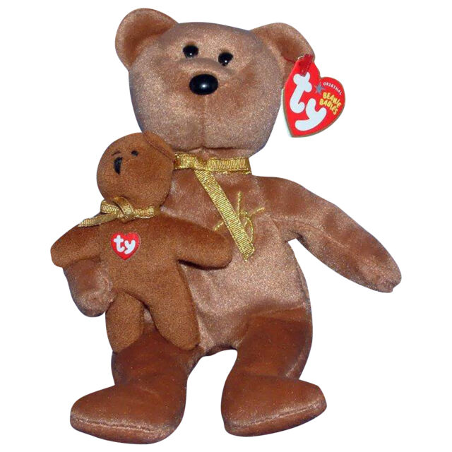Ty Beanie Baby YOU/'RE SPECIAL the bear TY Internet Exclusive 2005 RETIRED