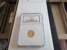 2003 , Eagle , G5$ , NGC , MS 69 , Tenth-Ounce Gold American Eagle