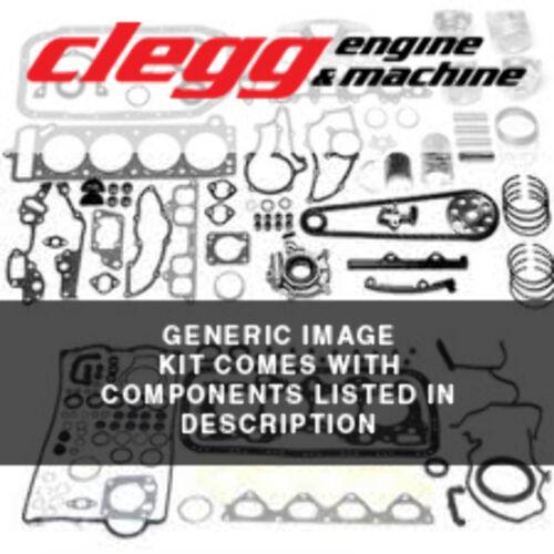 Festiva SOHC 8V L4 90-93 Engine Kit Ford 1.3L B3