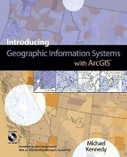 Introducing Geographic Information Systems with ArcGIS: Featuring GIS Software